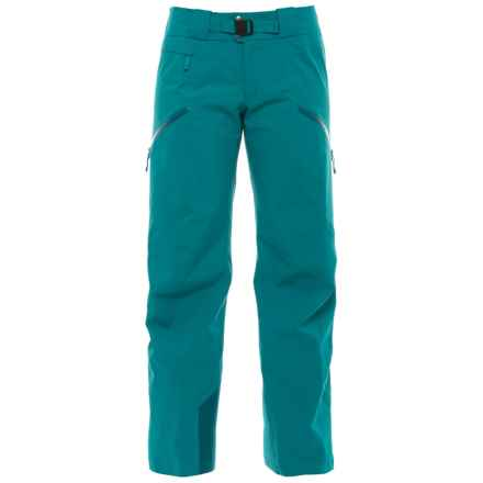 Arc'teryx Sentinel Gore-Tex® Ski Pants - Waterproof (For Women) in Cerulean - Closeouts