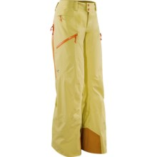 Arc'teryx Sentinel Gore-Tex® Ski Pants - Waterproof (For Women) in Mellow Yellow - Closeouts
