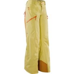Arc'teryx Sentinel Gore-Tex® Ski Pants - Waterproof (For Women) in Mellow Yellow
