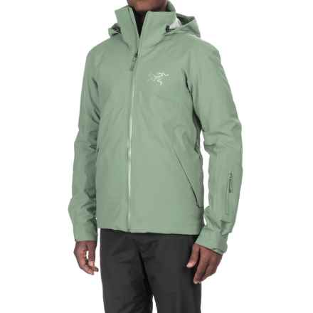 Arc'teryx Shuksan Gore-Tex® Jacket - Waterproof, Insulated (For Men) in Alpine Slate - Closeouts