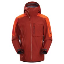 Arc'teryx Sidewinder Gore-Tex® Jacket - Waterproof, Windproof (For Men) in Cherokee Brick - Closeouts