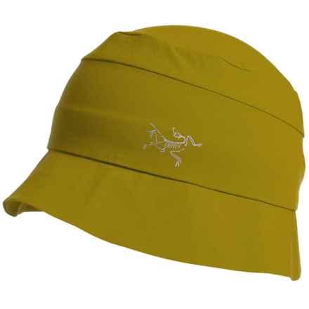 Arc'teryx Sinsolo TerraTex Sun Hat - UPF 50 (For Men and Women) in Cholla - Closeouts