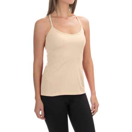 Arc'teryx Siurana Tank Top - Built-In Bra (For Women) in Vintage Ivory - Closeouts