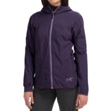 Arc'teryx Solano Windstopper® Jacket (For Women) in Raku - Closeouts
