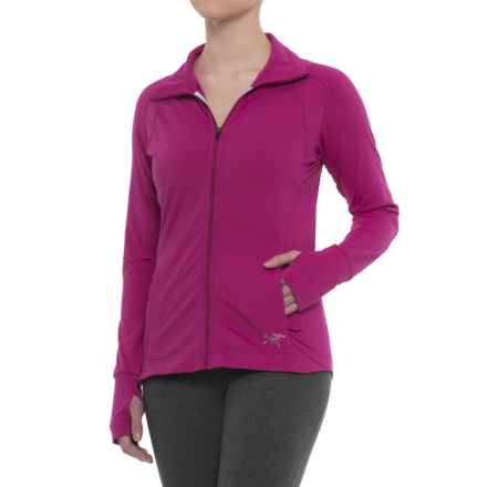 Arc'teryx Solita Jacket (For Women) in Houli Pink - Closeouts