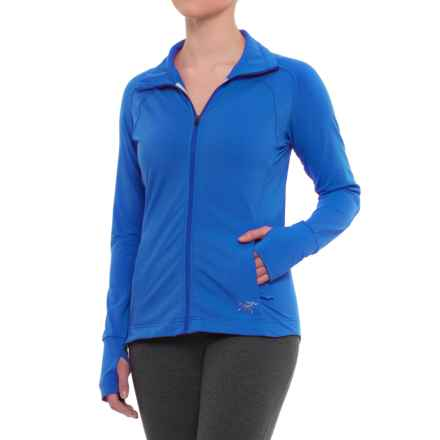 Arc'teryx Solita Jacket (For Women) in Somerset Blue - Closeouts