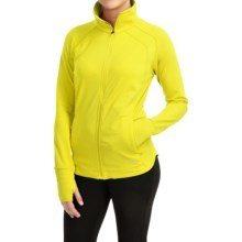 Arc'teryx Solita Jersey Jacket (For Women) in Lemon Zest - Closeouts