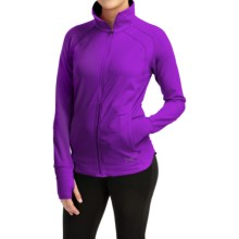 Arc'teryx Solita Jersey Jacket (For Women) in Sumire - Closeouts
