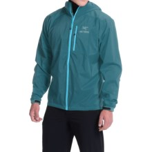 Arc'teryx Squamish Hoodie (For Men) in Thalo Blue - Closeouts