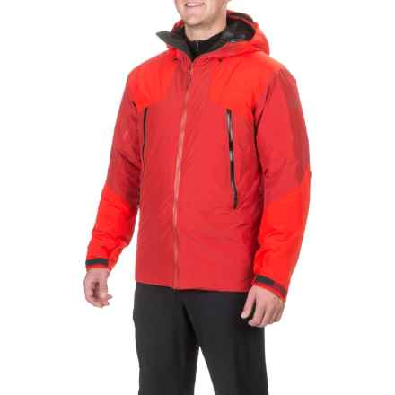 Arc'teryx Stikine Gore-Tex® Hooded Jacket - Waterproof, Insulated (For Men) in Aruna - Closeouts