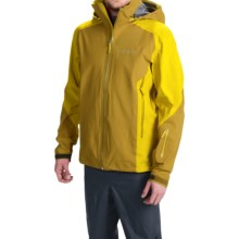 Arc'teryx Stingray Gore-Tex® Jacket - Waterproof (For Men) in Golden Palm - Closeouts