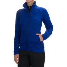 Arc'teryx Straibo Fleece Jacket (For Women) in Cobalt - Closeouts