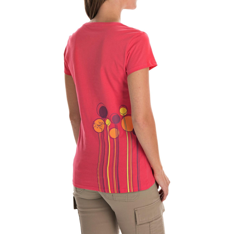 Arc Teryx Tall Timber T Shirt For Women Save 48