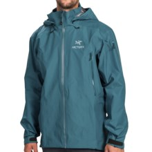 Arc'teryx Theta AR Gore-Tex® Jacket - Waterproof (For Men) in Blue Smoke - Closeouts