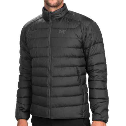 Arc'teryx Thorium AR Down Jacket - 750 Fill Power (For Men) in Black - Closeouts