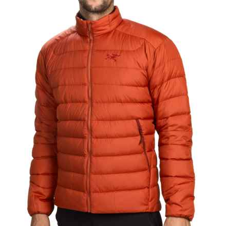 Arc'teryx Thorium AR Down Jacket - 750 Fill Power (For Men) in Chili Pepper - Closeouts