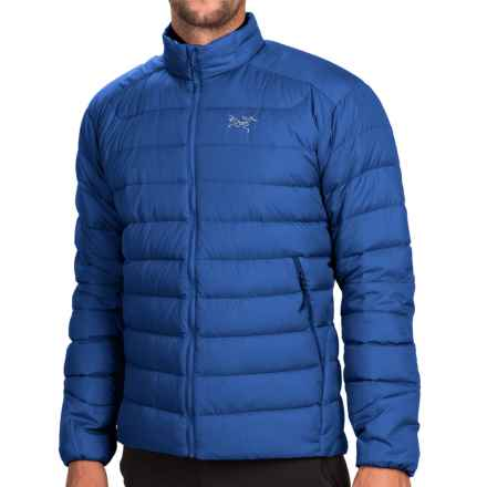 Arc'teryx Thorium AR Down Jacket - 750 Fill Power (For Men) in Tropos Blue - Closeouts