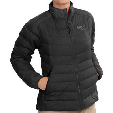Arc'teryx Thorium AR Down Jacket - 750 Fill Power (For Women) in Black - Closeouts