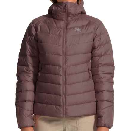 Arc'teryx Thorium AR Hooded Down Jacket - 750 Fill Power (For Women) in Mirage - Closeouts