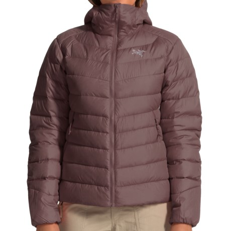 Arc'teryx Thorium AR Hooded Down Jacket - 750 Fill Power (For Women)