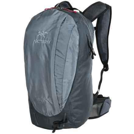 Arc'teryx Velaro 24 Backpack in Gunmetal - Closeouts
