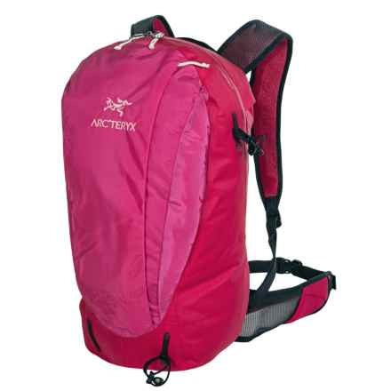 Arc'teryx Velaro 24 Backpack in Pink Lotus - Closeouts