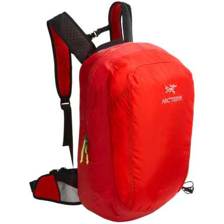 Arc'teryx Velaro 35L Backpack - Internal Frame in Magma - Closeouts