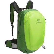 Arc'teryx Velaro 35L Backpack - Internal Frame in Mantis Green - Closeouts