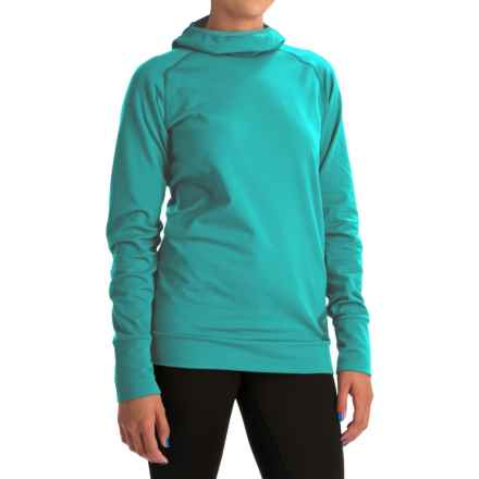 Arc'teryx Vertices Hoodie (For Women) in Lt Cerulean - Closeouts