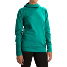 Arc'teryx Vertices Hoodie (For Women) in Patina Teal - Closeouts