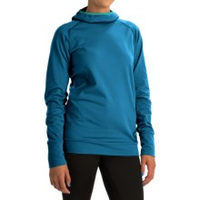 Arc'teryx Vertices Hoodie (For Women) in Thalo Blue - Closeouts