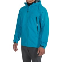 Arc'teryx Zeta AR Gore-Tex® Hooded Jacket - Waterproof (For Men) in Adriatic Blue - Closeouts