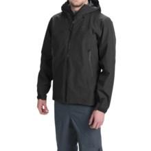 Arc'teryx Zeta AR Gore-Tex® Hooded Jacket - Waterproof (For Men) in Black - Closeouts