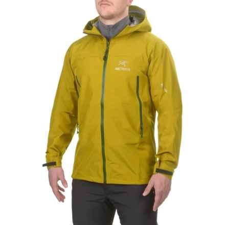 Arc'teryx Zeta LT Gore-Tex® Jacket - Waterproof (For Men) in Aureus - Closeouts