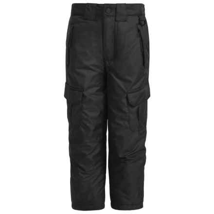 Arctic Quest Ski Pants - Insulated (For Big Kids) in Black - Closeouts