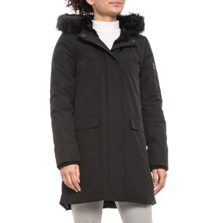 Image of Arctic Snorkel Down Parka - Insulated (For Women)