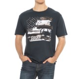 Ariat Americana T-Shirt - Short Sleeve (For Men)