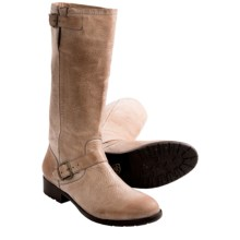 Ariat Barbury Boots - Leather (For Women) in Misty Grey - 2nds