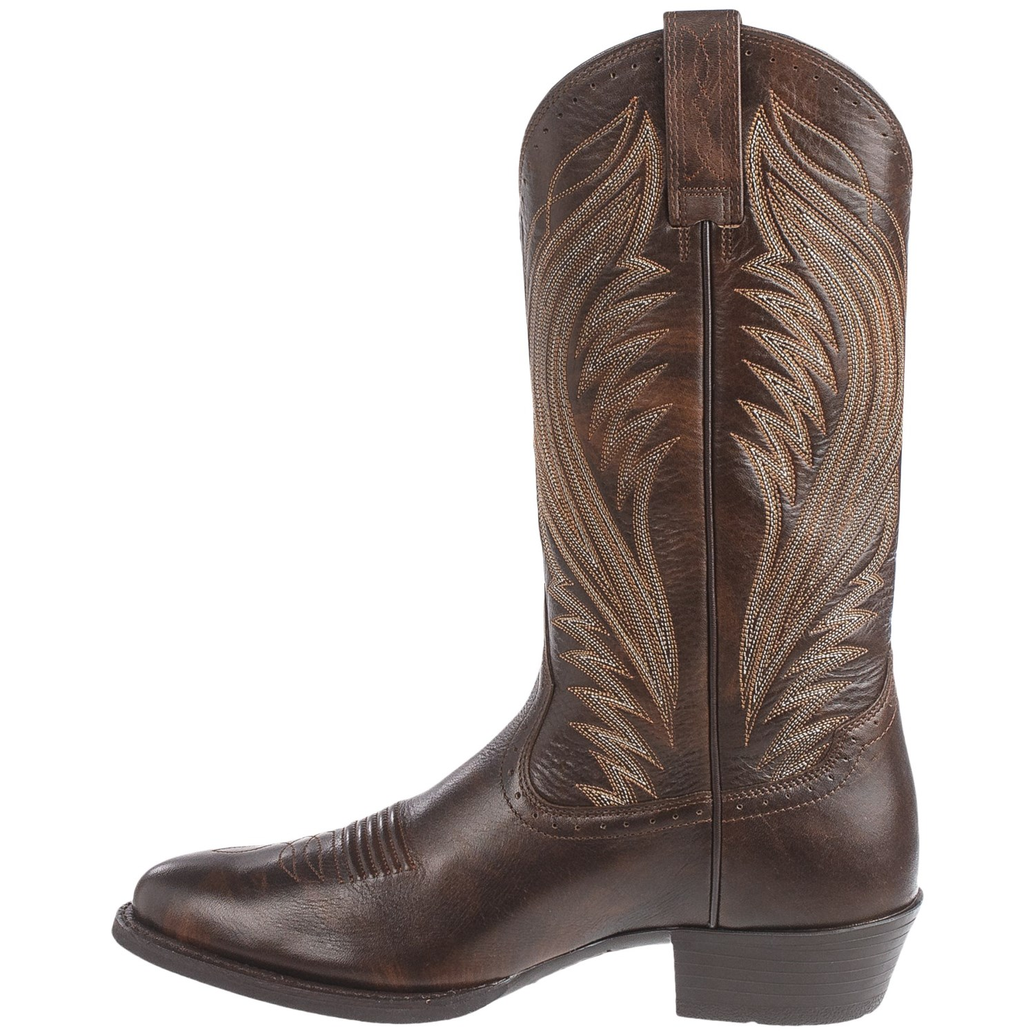Ariat Boomtown Cowboy Boots (For Men) - Save 61%