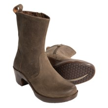 Ariat Brittany Leather Boots (For Women) in Herb - Closeouts
