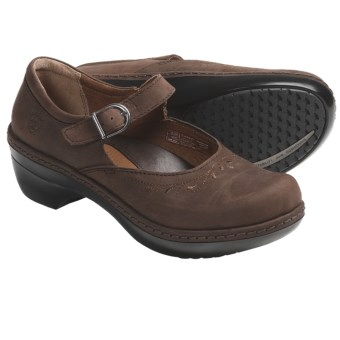 Ariat Caroline Mary Jane Shoes - (For Women) in Espresso