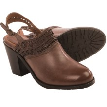 Ariat Chaparral Mule Shoes - Leather (For Women) in Cognac - Closeouts