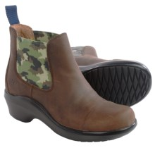 Ariat Chelsea Boots - Leather (For Women) in Distressed Brown - Closeouts