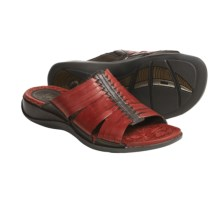 Ariat Costa Sandals - Leather (For Women) in Chili - Closeouts