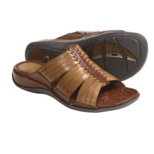 Ariat Costa Sandals - Leather (For Women) in Tan - Closeouts