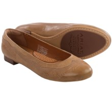 Ariat Dreamer Leather Flats (For Women) in Honeycomb - Closeouts