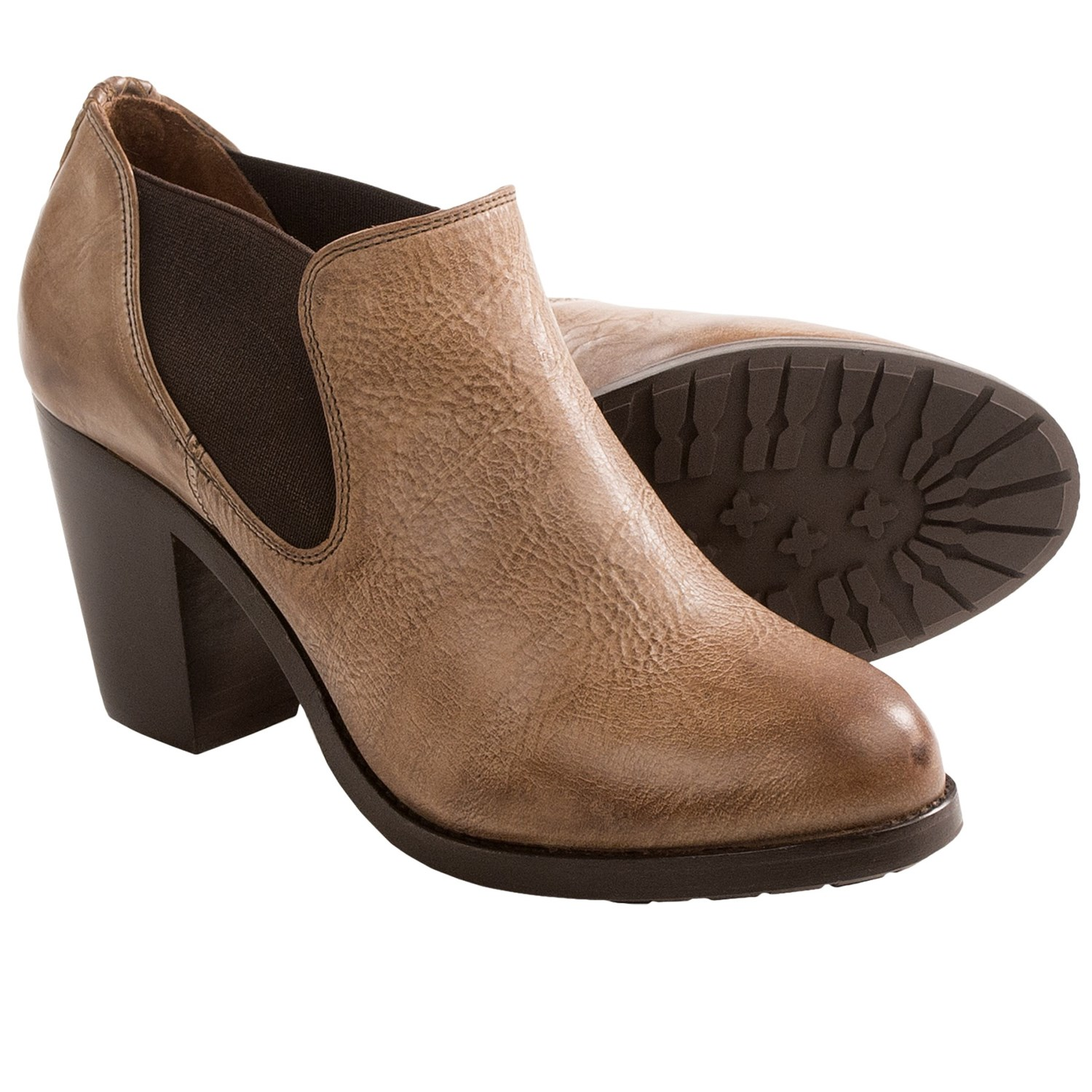 Awesome A Collection Of Womens Ankle Boots This Assortment Includes Five  The Grouping Also Includes A Pair Of Gray Boots With Side Zippers And A Pair Of Black Leather Boots With Pointed Toes