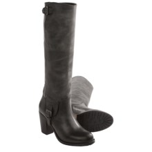 Ariat Gold Coast Boots - Leather (For Women) in Smoky Black - 2nds