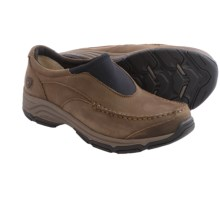 Ariat Gresham Shoes - Leather, Slip-Ons (For Women) in Distressed Brown - Closeouts