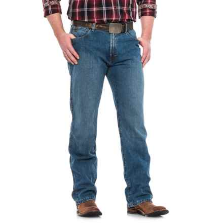 Ariat Heritage Relaxed Fit Jeans - Bootcut (For Men) in Medium Stone - Closeouts